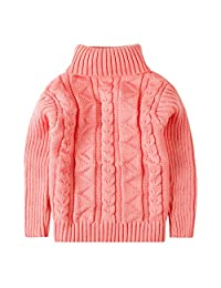LittleSpring Little Girls' Sweater Pullover