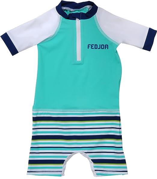 pas cher à vendre plutôt sympa matériau sélectionné FEDJOA Combinaison Anti-UV - Fresh - Maillot de Bain Bébé ...