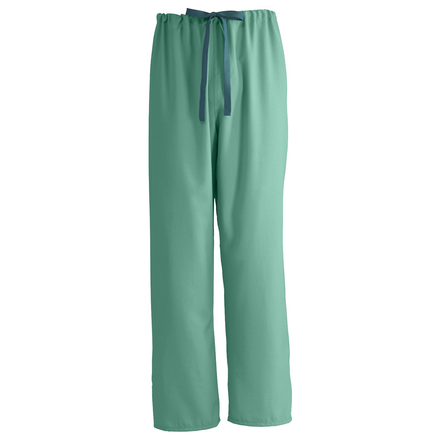 Medline PerforMAX Reversible Drawstring Scrub Pant, ANG-CC, Medium, Jade Green