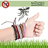 Mosquito Repellent Bracelet Insect family-10-pack