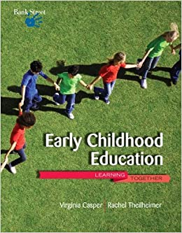 Book Early Childhood Education: Learning Together by Virginia Casper (2009-11-11)