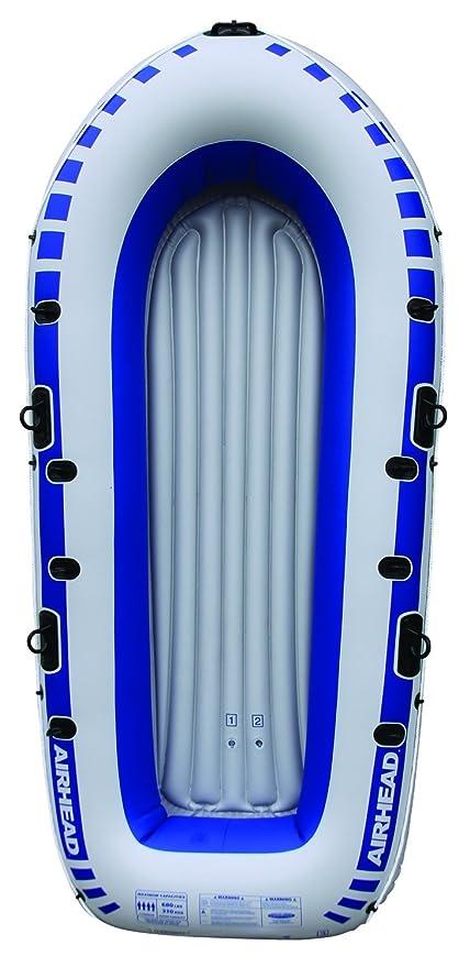 Amazon.com: Airhead ahib-4 Inflatable Boat 4 personas ...