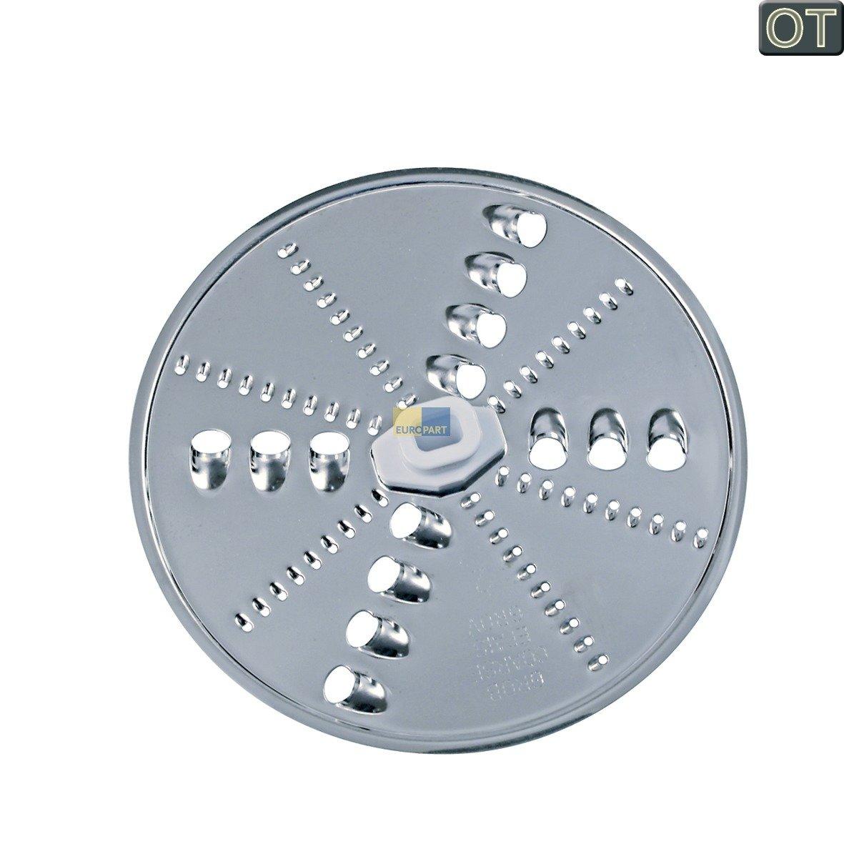 Bosch Siemens 650963/00650963/- Disco per grattugiare MK21 MCM52 MCM22 MCM20 compatibile con modelli robot da cucina MCM12 MCM53 MK5 MCM50 MCM22 MK22 e Gorenje 00260841
