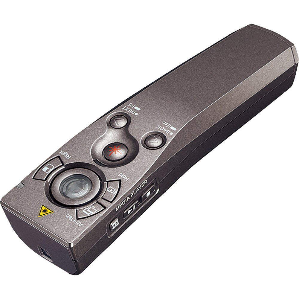 Kokuyo easy to hold red laser pointer ELA-MRU41