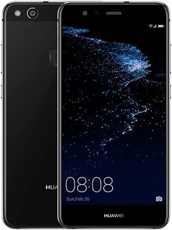Smartphone Huawei P10 Lite, 32 GB, Ram 4GB, Preto Vodafone [Itália]