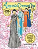 img - for Augusta Dresses up Paper Dolls to Color and Cut book / textbook / text book