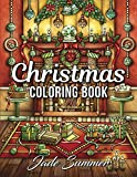 Best Coloring Books For Adults - Christmas Coloring Book: An Adult Coloring Book Review