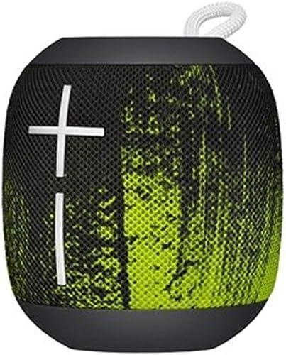 WONDERBOOM Waterproof Bluetooth Speaker – Neon Forest