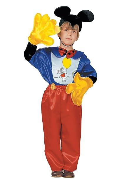 Stamco Disfraz Raton Niño (3 - De 2 a 3 años): Amazon.es: Juguetes ...