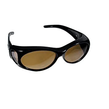 a369ce5b63425 Image Unavailable. Image not available for. Color  Fitovers Eyewear  Sunglasses - Aurora   Frame  Olive Peach Lens  Polarvue Amber