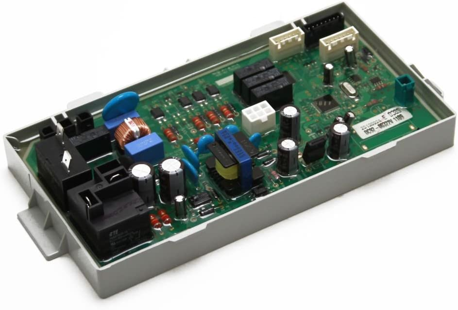 Samsung DC92-00322V Dryer Electronic Control Board Genuine Original Equipment Manufacturer (OEM) Part