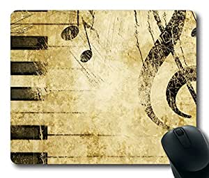 Old Music Score Art Masterpiece Limited Design Oblong Mouse Pad by Cases & Mousepads
