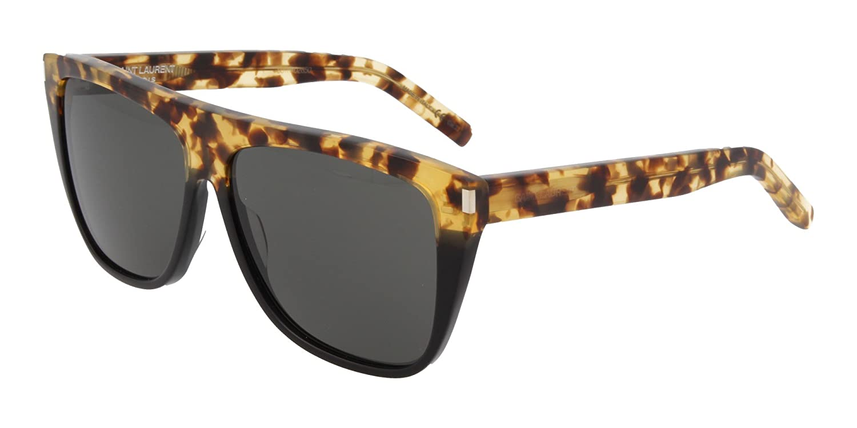 Yves Saint Laurent sunglasses (SL-1 010) Transparent Havana ...