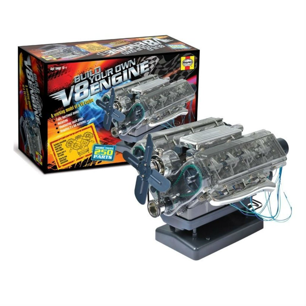 Amazon Com Visible V8 Internal Combustion Ohc Engine Motor Working
