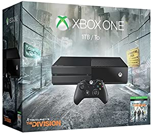Xbox One 1TB Console - Tom Clancy's The Division Bundle from Microsoft