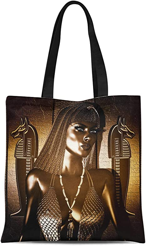 Queen Large Polyester Tote