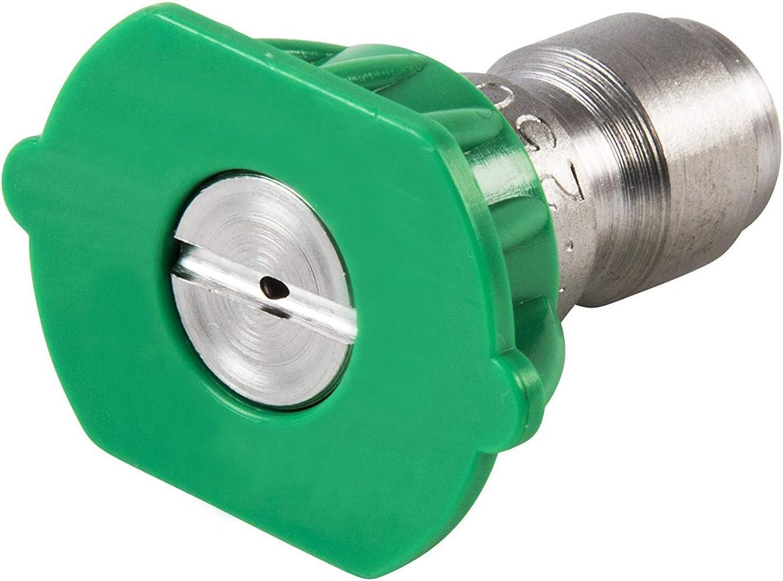 "020 1//4/"" BSP Size High Pressure Spray Nozzle 25 Degree"