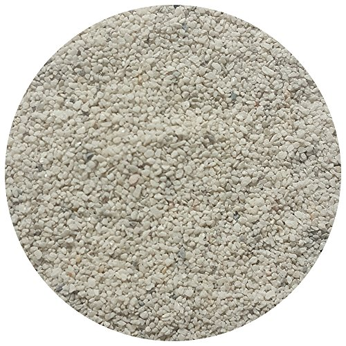 Taygum Eco-Friendly Colored Sand, 2.2lb Bag for Landscaping, Events, Sand Art, Crafting, Aquariums, Home-Decor, Garden Decorations (Grey) ()