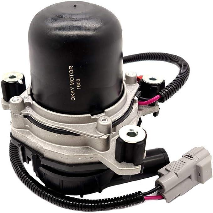 for 2008-2013 Toyota Land Cruiser Lexus LX570 V8 maXpeedingrods Smog Air Pump Assembly 17610-0S010 For 2007-2013 Toyota Tundra Sequoia V8