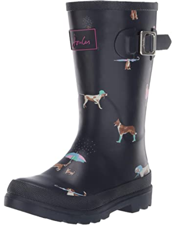 acefa8c2cad8 Joules Women's Welly Print Rain Boot