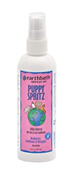 Earthbath 8oz Dog Cologne