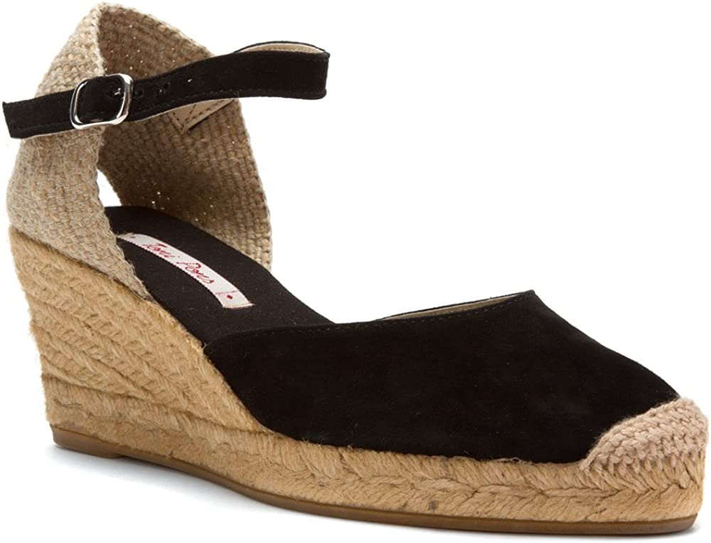 Espadrille for Woman Made in Suede. Toni Pons Lloret-5