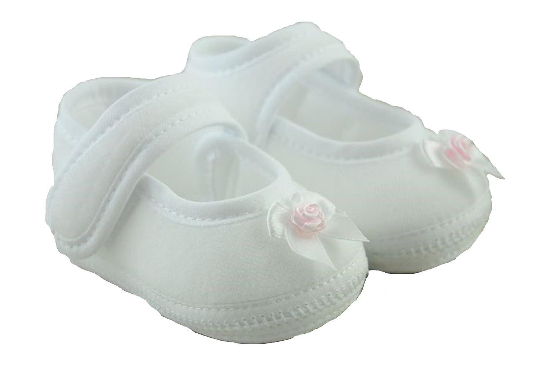 Baby Taufschuhe Babyschuhe Festlicher spitze Schuh Taufe Hochzeit Mädchen Schuhe