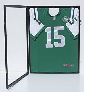 98 uv protection baseball football basketball soccer hockey jersey display