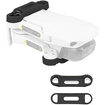 2 Stück Silikon Propeller Blade Stabilizer Für DJI MAVIC Mini Drohne Accessories