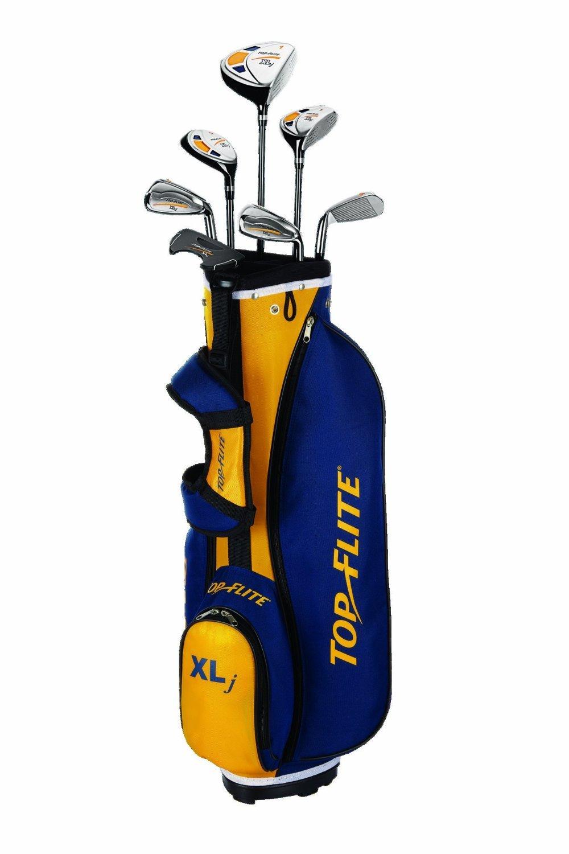 Top Flite XLJ Boys Left Handed Golf Set ages 9-12