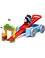 Mega Bloks Thomas & Friends Racin' Railway Wagon Building Set