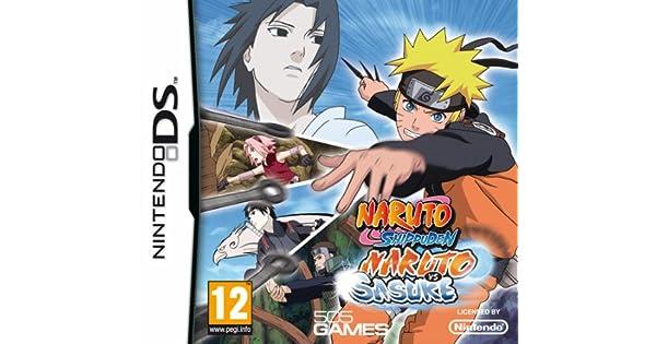 Naruto Shippuden Naruto Vs Sas [Importación italiana ...