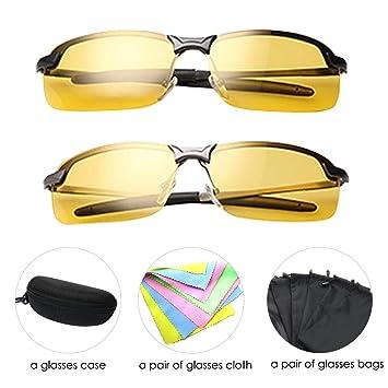 Amazon.com: Sweetyhomes - Gafas de sol polarizadas para ...
