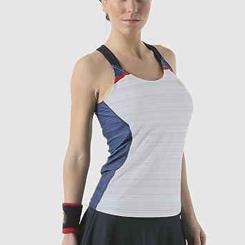 Bull padel - Camiseta de Mujer elva: Amazon.es: Deportes y ...
