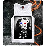 E1SYNDICATE MENS TANK TOP BOB MARLEY LAST KINGS HIGH S/M/L/XL