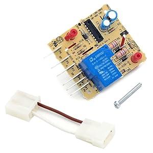Whirlpool 4388932 Refrigerator Adaptive Defrost Control Board Genuine Original Equipment Manufacturer (OEM) Part