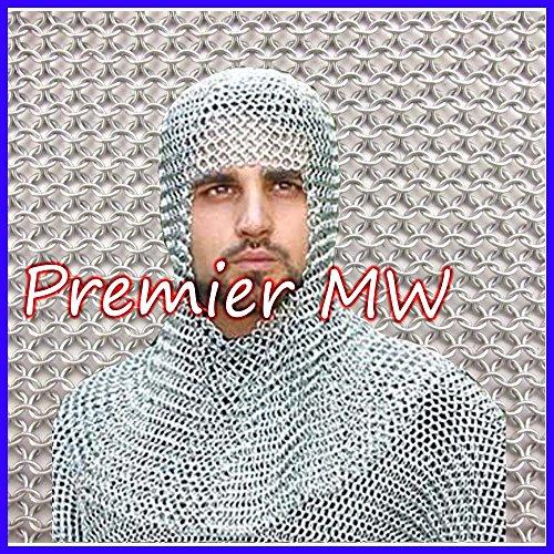 PREMIER MW Halloween Costumes , Halloween Costume Ideas, Aluminium Chain Mail Coif]()