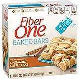 Fiber One 90 Calorie Soft-Baked Bar, Cinnamon Coffee Cake, 6 Fiber Bars, 5.34 oz Review