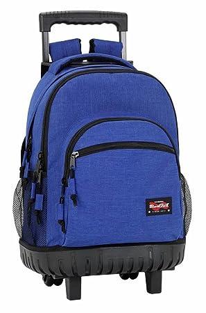 Safta Safta Sf-641734-818 Mochila Infantil, 45 cm, Azul: Amazon.es: Equipaje
