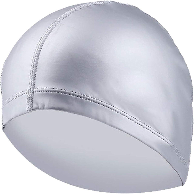 Women Adult Swimming Hat Silicone Elastic Flexible Durable Ladies Mens Gents Swim Cap Beach Cap hat