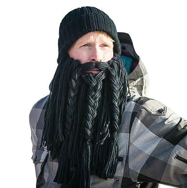 BEARDO - Long Viking Beard Hat (Adult) at Amazon Men s Clothing store  59febd0d46d