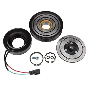 big-autoparts AC a/c compresor Kits de embrague para Nissan Altima Sentra 4 cilindros (2.5L 2007 - 2012: Amazon.es: Coche y moto