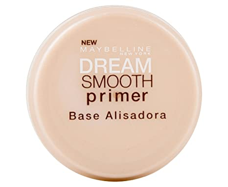 3feb7faa37c Image Unavailable. Image not available for. Colour: Maybelline Dream Smooth  Primer ...