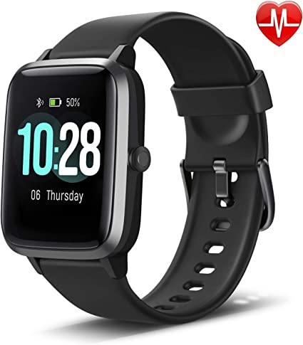 Amazon.com: Letscom - Reloj inteligente con monitor de ...