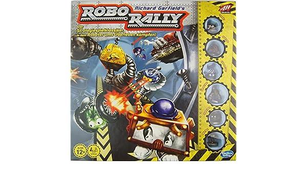 Avalon Hill / Wizards of the Coast b89051000 – Robo Rally ...
