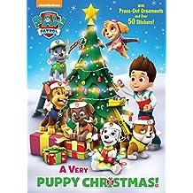 A Very Puppy Christmas! (PAW Patrol)