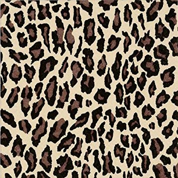 Leopard print party lunch napkins x 20 amazon toys games leopard print party lunch napkins x 20 thecheapjerseys Gallery