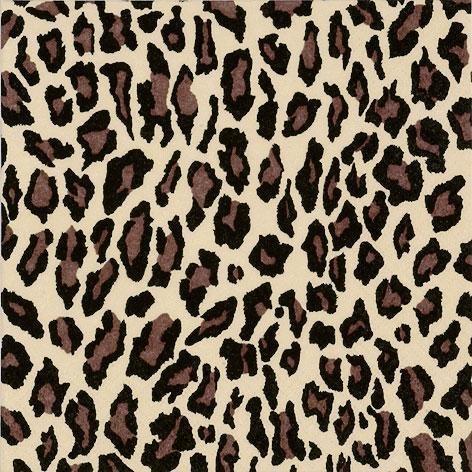 (Leopard Print Party Lunch Napkins x 20)
