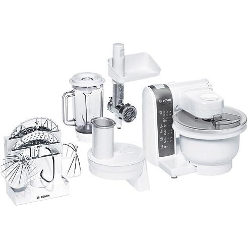 Bosch mum4855 Küchenmaschine 600 W weiß: Amazon.de: Küche & Haushalt