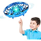 XINHOME Hand Operated Drone for Kids Adults - Hands Free Mini Drones for Kids, Easy Indoor Hand Drone, Flying Ball Drone…